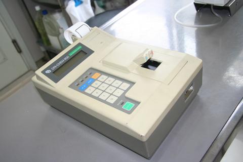 電解質測定装置
